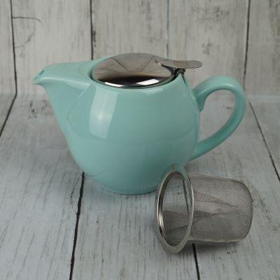 Sky Blue 'Tea for Two' 0.5l Teapot