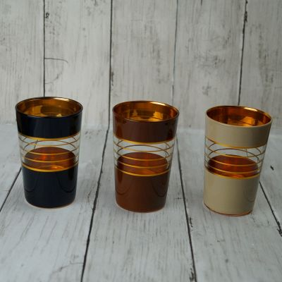 Contemporary Tea Glasses