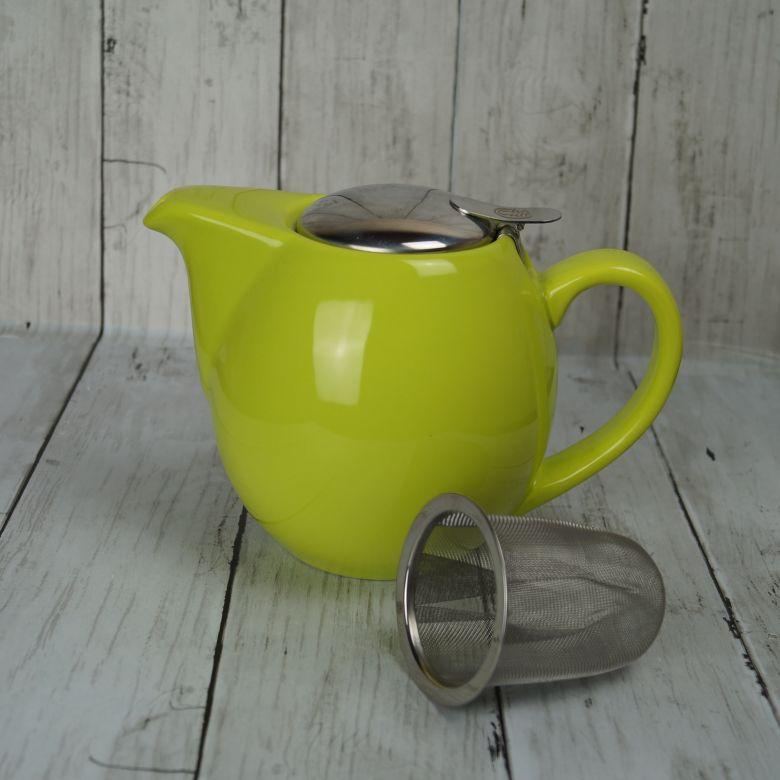 Lime Green 0.9l Family Teapot