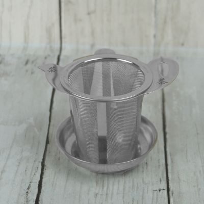 Time for Tea Stainless Steel Infuser