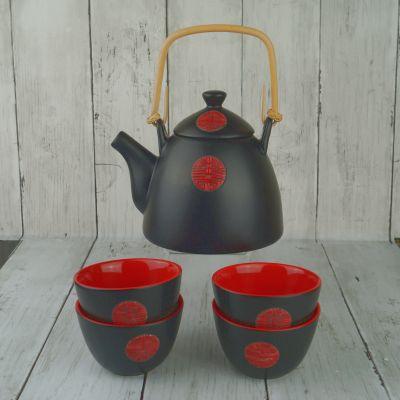 'Hidchi' Tea Set