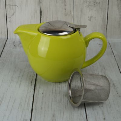 Lime Green 'Tea for Two' 0.5l Teapot