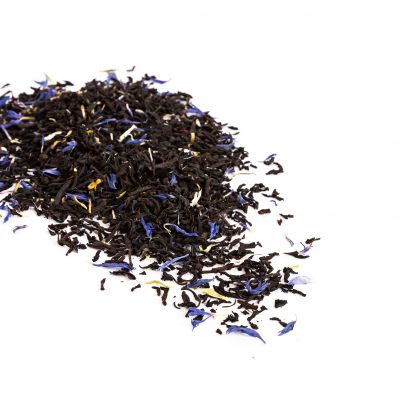 Blue Cornflower Earl Grey